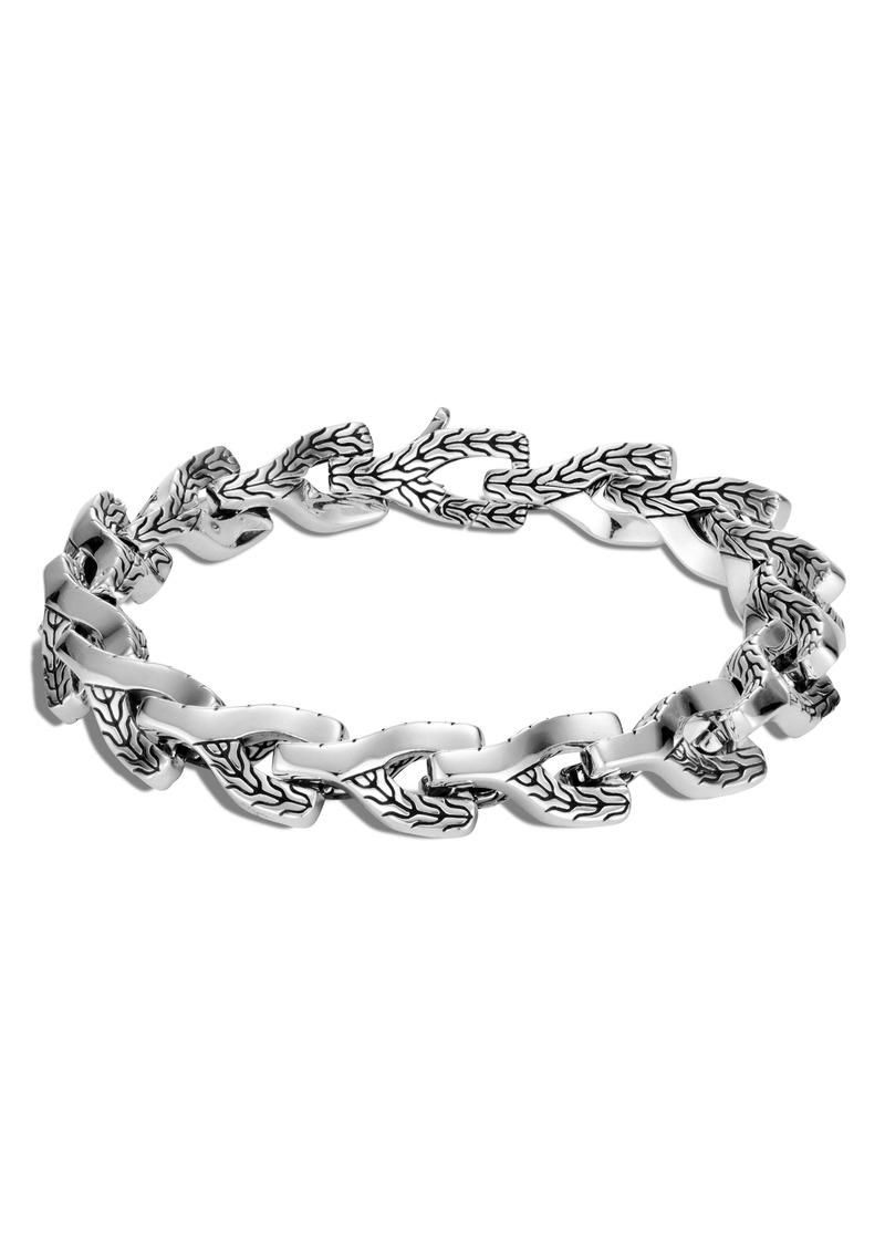 John Hardy Men's Asli 10.5mm Link Bracelet