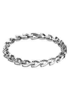 John Hardy Men's Asli 7mm Link Bracelet