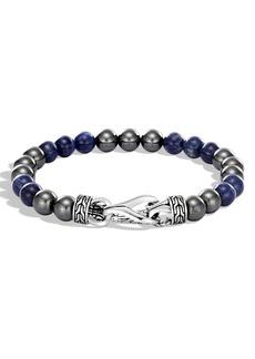 John Hardy Men's Asli Chain & Stone Bracelet