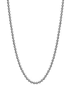 John Hardy Men's Classic Chain 3mm Ball Chain Necklace