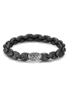 John Hardy Men's Classic Chain Bead Bracelet