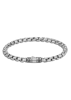 John Hardy Men's Classic Chain Box Chain Bracelet