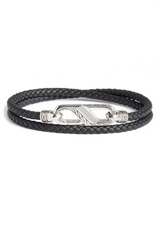 John Hardy Men's Classic Chain Double-Wrap Bracelet (Online Trunk Show)