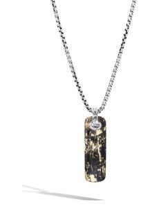John Hardy Men's Classic Chain Pendant Necklace