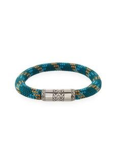 John Hardy Men's Classic Chain Slim Cord Bracelet
