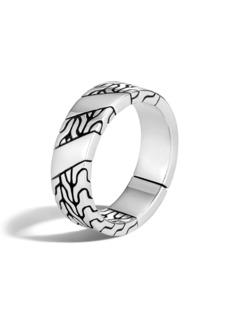 John Hardy Men's Classic Ring