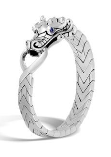 John Hardy Men's Legends Naga Dragon Sterling Silver Chain Bracelet