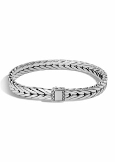 John Hardy Men's Small Classic Chain Sterling Silver Cuff Bracelet