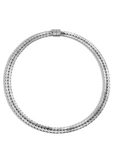 John Hardy Modern Chain Collar Necklace