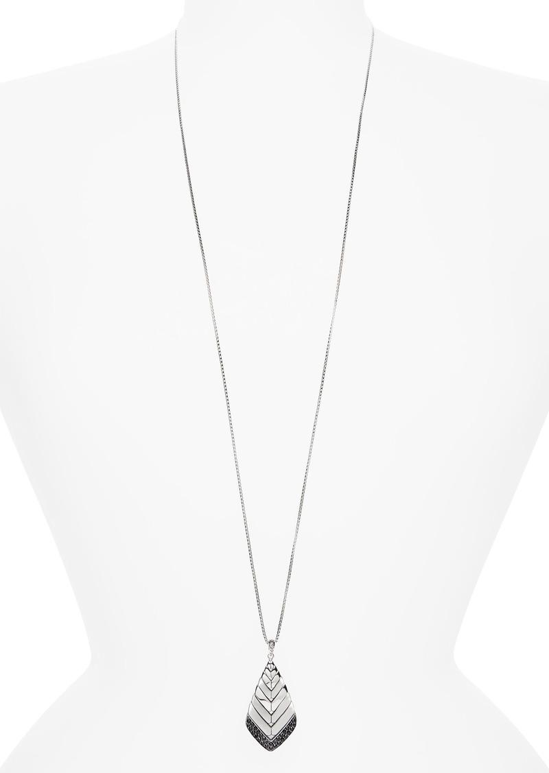 John hardy john hardy modern chain pendant necklace jewelry shop john hardy modern chain pendant necklace aloadofball Image collections