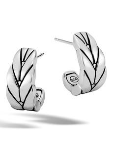John Hardy Modern Chain Small Hoop Earrings