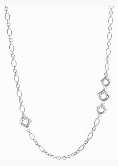 John Hardy 'Naga - Figaro' Station Necklace
