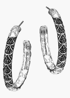 John Hardy 'Naga - Lava' Hoop Earrings
