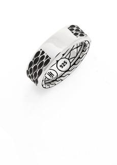 John Hardy Naga Band Ring