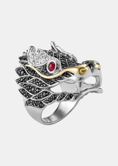John Hardy 'Naga' Dragon Cocktail Ring