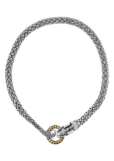 John Hardy 'Naga' Dragon Necklace