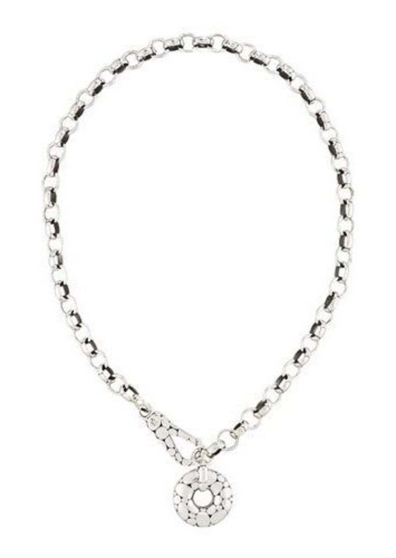 8b3ba194e2c0 John Hardy John Hardy Silver Kali Link Necklace