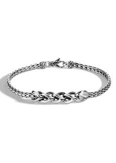 John Hardy Slim Asli 3.5mm Chain Bracelet