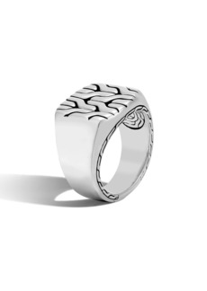John Hardy Men's Classic Chain Ring