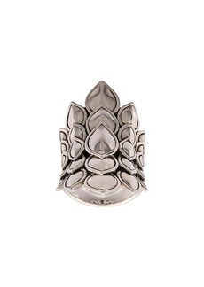 John Hardy Naga Saddle ring