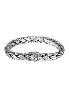 John Hardy Woven Chain Bracelet