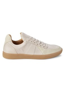 John Varvatos 315 Keap Court Leather & Suede Sneakers