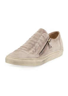 John Varvatos 315 Reed Ghosted Low-Top Sneaker