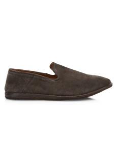 John Varvatos Algiers Slip-On Suede Shoes