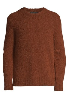 John Varvatos Athens Boucle Sweater