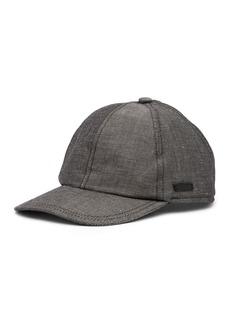 John Varvatos Baseball Merino Wool Hat