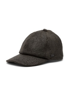 John Varvatos Baseball Merino Wool Hat
