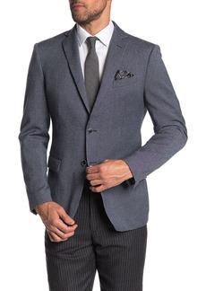John Varvatos Baxter Two Button Notch Lapel Jacket