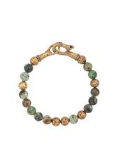 John Varvatos beaded bracelet