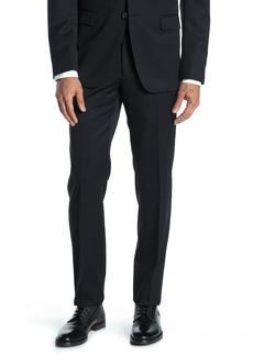 John Varvatos Bedford Black Suit Separates Trouser