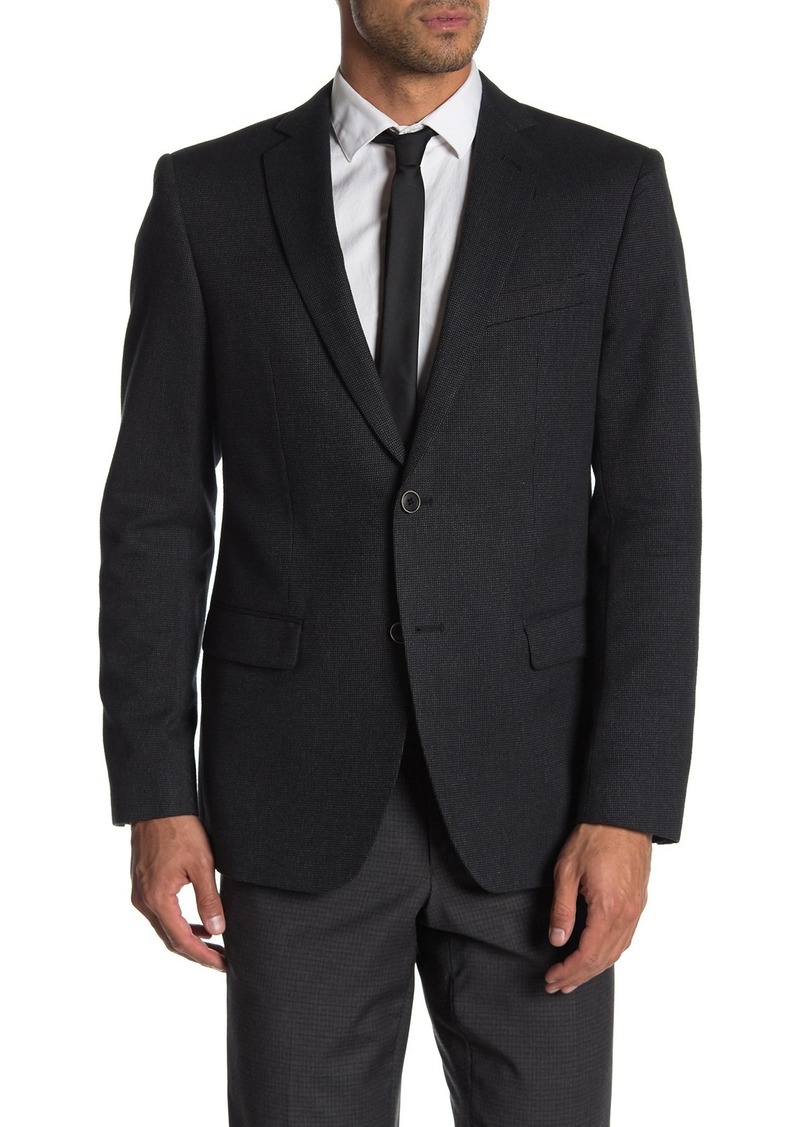 John Varvatos Bedford Notch Lapel Sport Coat