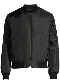 John Varvatos Billie Bomber Jacket