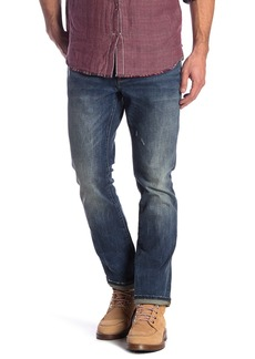 John Varvatos Bowery Fit Slim Straight Jeans