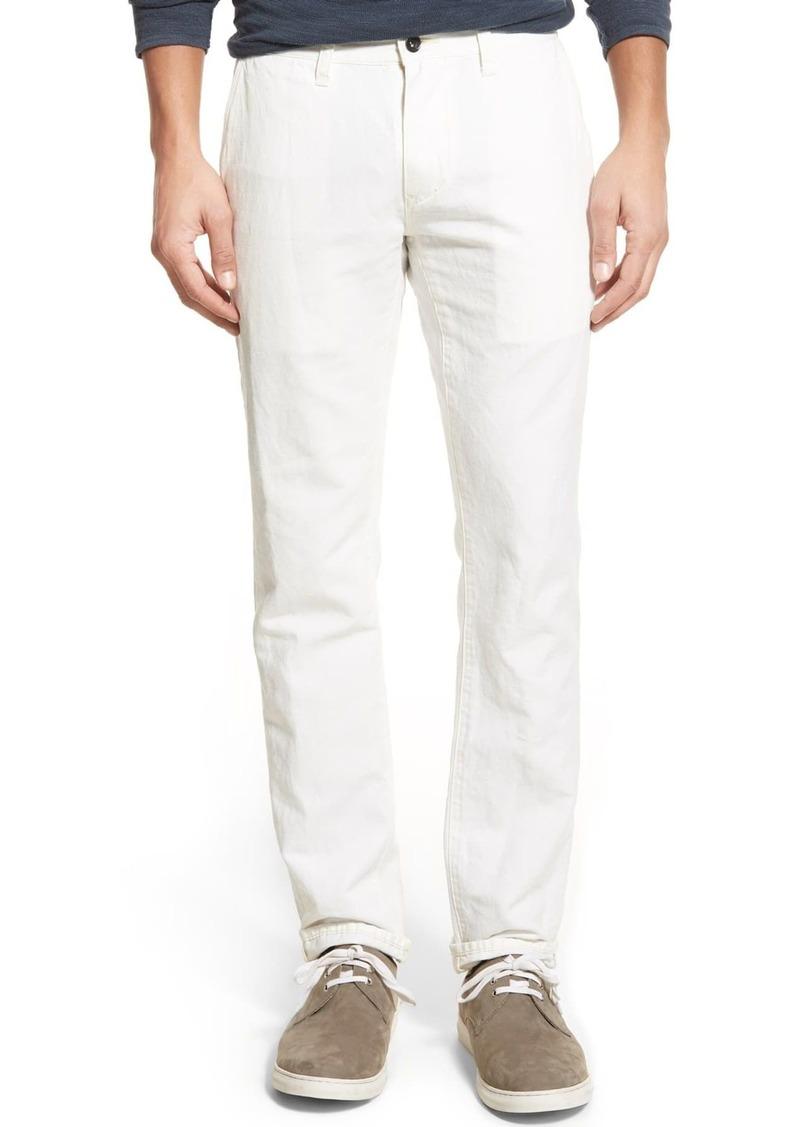 John Varvatos 'Bowery' Slim Fit Pants
