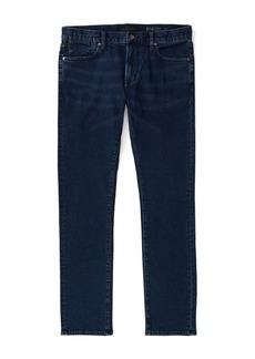 John Varvatos Bowery Slim Fit Straight Jeans