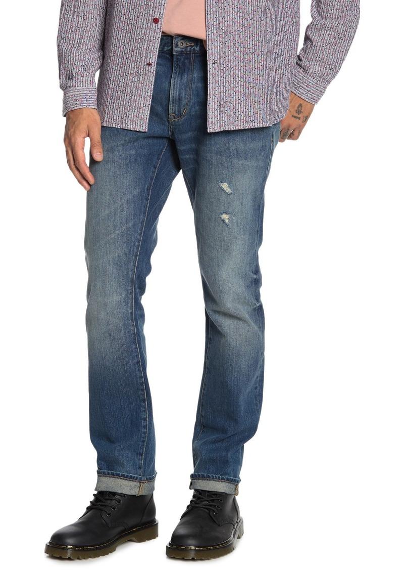 John Varvatos Bowery Slim Straight Jeans
