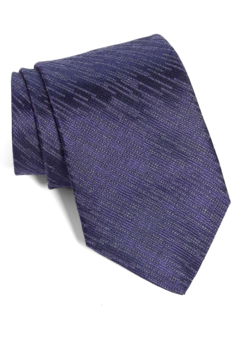John Varvatos Brushed Solid Tie