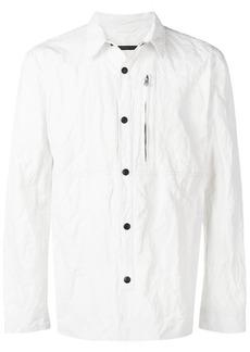 John Varvatos button-up shirt jacket