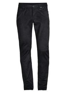 John Varvatos Chelsea Corduroy Slim Straight Jeans