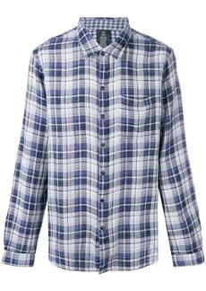 John Varvatos classic checked shirt