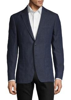 John Varvatos Classic Linen Sportcoat