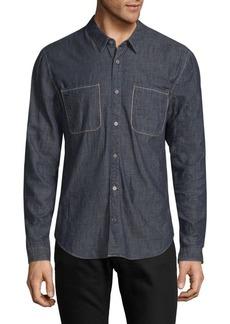John Varvatos Classic Long-Sleeve Shirt