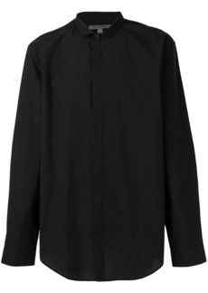 John Varvatos classic plain shirt