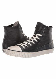 John Varvatos Coated Linen Mid Top