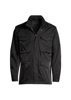 John Varvatos Connor Cotton Field Jacket