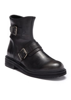 John Varvatos Cooper Moto Buckle Boot